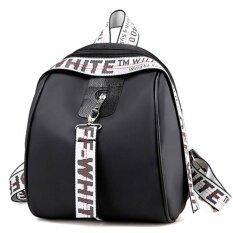 ซื้อ Wonderful Story กระเป๋า กระเป๋าเป้ กระเป๋าสะพายหลัง Backpack No B02 White Wonderful Story