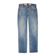 ขาย Wrangler กางเกงยีนส์ขายาว รุ่น Wr W15Q69H Indigo ผู้ค้าส่ง