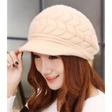 Y And L Support หมวกไหมพรม สีเบจ Beanieunisex P106B Beige เป็นต้นฉบับ