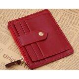 ราคา Y And L Support กระเป๋าเงิน กระเป๋าใส่บัตรเครดิต บัตรประจำตัวประชาชน สีแดง Gubintu Wallet 214 Red เป็นต้นฉบับ Gubintu
