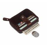 ขาย Y And L Support กระเป๋าสตางค์ กระเป๋าใส่บัตรเครดิต บัตรประจำตัวประชาชน หนังแท้ สีน้ำตาลเข้ม Wallet And Purse 230 Darkbrown ถูก