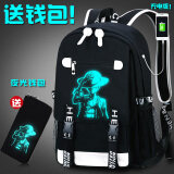 ขาย กระเป๋านักเรียนกระเป๋าสะพายเกาหลีวิทยาเขตมัธยมนักเรียน Yeguang One Piece รุ่นชาร์จ ส่งกระเป๋าสตางค์ Unbranded Generic เป็นต้นฉบับ