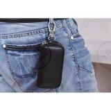 ขาย Yhl กระเป๋าหนัง กระเป๋ากุญแจ กุญแจรีโมท กระเป๋าพวงกุญแจ ใส่บัตร Kh 102 ดำ Yhl ผู้ค้าส่ง