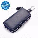 ราคา Yhl กระเป๋าหนัง กระเป๋ากุญแจ กุญแจรีโมท กระเป๋าพวงกุญแจ ใส่บัตร Kh 102 น้ำเงิน ใหม่