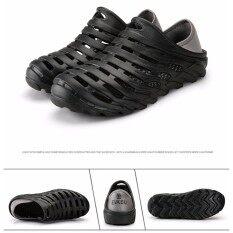 ซื้อ Yika Hot Sale Men S Summer Water Sports Massages Clog Shoes Slip On Beach Boat Rubber Shoe Intl ใน จีน
