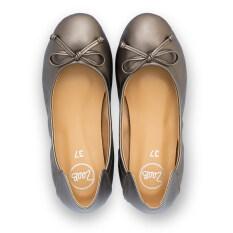 Poppy Mds รองเท้าคัทชู รองเท้าผู้หญิง รองเท้าแฟชั่น Zaab รุ่น Poppy ป็อบปี้ Mds รองเท้า ผู้หญิง ส้นเตี้ย ส้นแบน เท้าเล็ก เท้าใหญ่ นิ่ม หัวมน ทำงาน เรียนหนังสือ 34 42 สำหรับคน หน้าเท้ากว้าง พื้นยาง ไม่ลื่น ไม่กัด ทนทาน สินค้าพร้อมส่ง สีเทารมดำ Mds กรุงเทพมหานคร