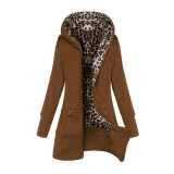 ซื้อ Zanzea ใหม่สตรีสไตล์ยุโรปแฟชั่นแขนยาวซิปเสื้อคลุมเด็กเสื้อกันหนาวเสื้อกันหนาวหญิงเสือดาวขนแกะแจ็คเก็ต Outerwear Camel ใหม่ นานาชาติ ถูก