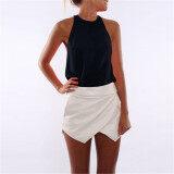 ขาย Zanzea S*xy Fashion Women Summer Loose Sleeveless Casual Tank T Shirt Blouse Tops Vest Black Intl