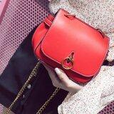 Znpnxn Fashion Ladies Boutique Package Shoulder Cross Body Shoulder Bags(Red) Intl เป็นต้นฉบับ