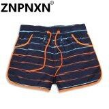 Znpnxn Fashion Women Board Shorts Beach Boxer Trunks Shorts Swimwear Swimsuits Woman Casual Shorts Bermudas Masculina De Marca Intl เป็นต้นฉบับ