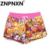 ทบทวน ที่สุด Znpnxn Fashion Women Shorts Boardshorts Swimwear Swimsuit Woman New Boxer Trunks Quick Drying Board Shorts Short Bottoms Casual Intl Intl