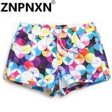 ราคา Znpnxn Fashion Women S Beach Board Shorts Casual Bottoms Fashion Plus Big Size Quick Drying Fitness Jogger Boxer Trunks Swimwear Intl ใหม่