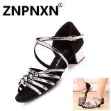 ขาย Znpnxn สาวละตินรองเท้าเด็กเด็กสาวฤดูร้อนใหม่รองเท้าเด็กรองเท้าส้นสูงด้านล่างรองเท้าปฏิบัติ Sliver นานาชาติ ถูก จีน