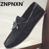 Znpnxn Men S Slip Ons Shoes Men S Carrefour Shoes Men S Driving Shoes Fashion Driving Shoes Intl ใน จีน