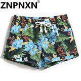 ขาย Znpnxn Women S Fashion Shorts Beach Swimwear Swimsuits Short Bottoms Shorts Plus Large Size Summer Quick Drying Shorts Trunks Intl Znpnxn