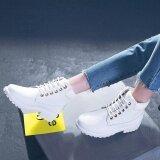 ซื้อ Zoro High Quality Women Boots Women S Casual Shoes Women Fashion Motorcycle Boots Genuine Leather Shoes White Intl ใน จีน