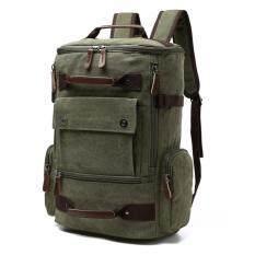 ซื้อ Zuo Lun Duo กระเป๋าเป้อเนกประสงค์ สไตล์ Outdoor รุ่น 8831 สีเขียว ใน กรุงเทพมหานคร