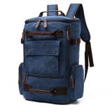 ซื้อ Zuo Lun Duo กระเป๋าเป้อเนกประสงค์ สไตล์ Outdoor รุ่น 8831 สีน้ำเงิน ออนไลน์ ถูก