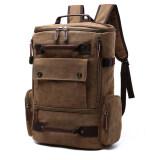 ราคา Zuo Lun Duo กระเป๋าเป้อเนกประสงค์ สไตล์ Outdoor รุ่น 8831 สีน้ำตาล ใน กรุงเทพมหานคร