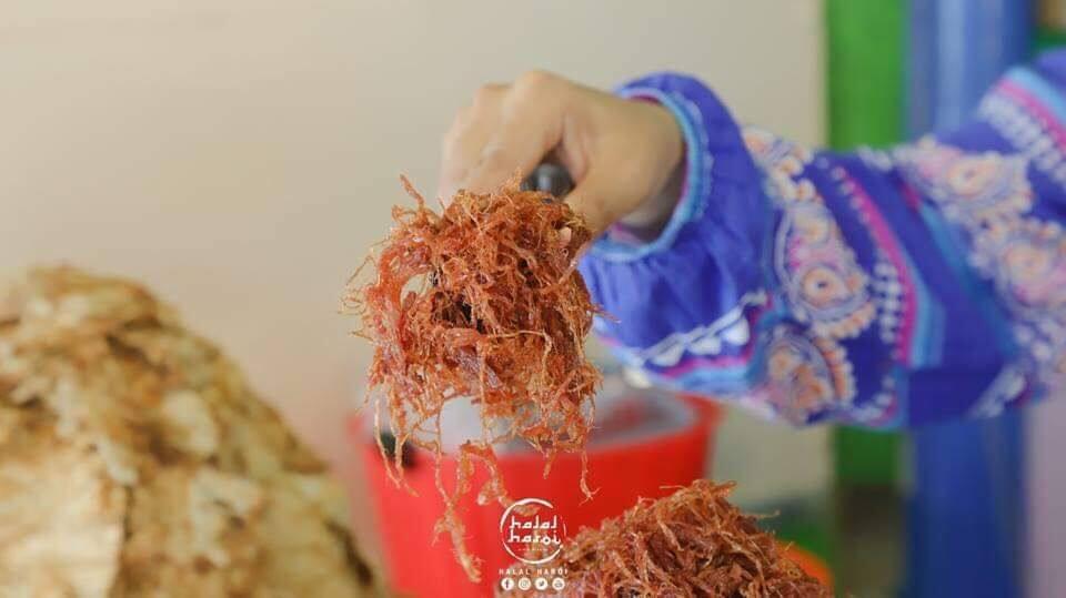 รีวิว เนื้อฝอยฉ่ำ ฮาลาล สูตรโบราณหอมหวาน ร้านคุณแอ๊ด มุสลิม อิสลาม น้ำหนัก200 กรัม 200 บาทพร้อมส่งจ้า เก็บได้นาน 14 วันไม่ต้องเเช่ตู้เย็น