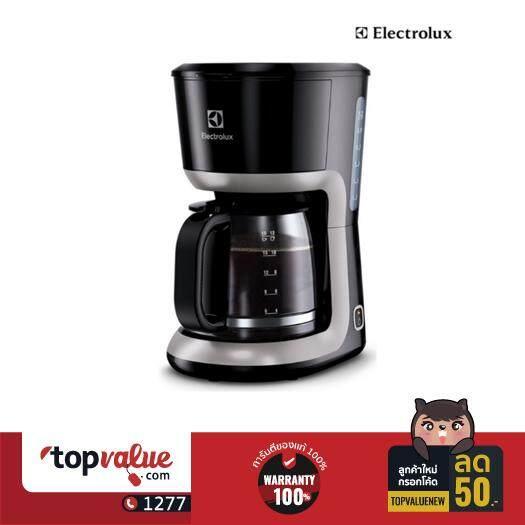 ELECTROLUX เครื่องชงกาแฟ รุ่น ECM3505 - Black