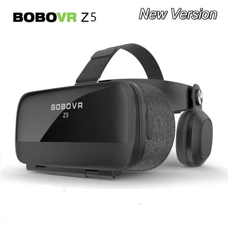 Asc แว่นตา Vr 3d อัจฉริยะ Smart 3d Vr Glasses Bobovr Z5 Bobo Vr Virtual Reality Glasses 3d Headset Helmet Goggles Casque 3 D For Iphone Android Smart Phone Smartphone Lunette.