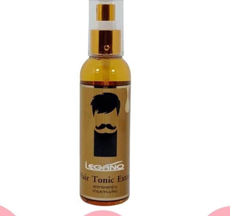 Legano Hair Tonic Extra สเปร์ยปลูกผม หนวด คิ้ว