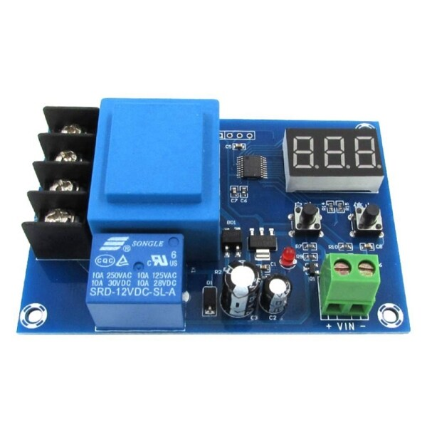 Bảng giá XH-M602 CNC Battery Control Charger Module Lithium Battery Charging Control Switch Protection Board Phong Vũ
