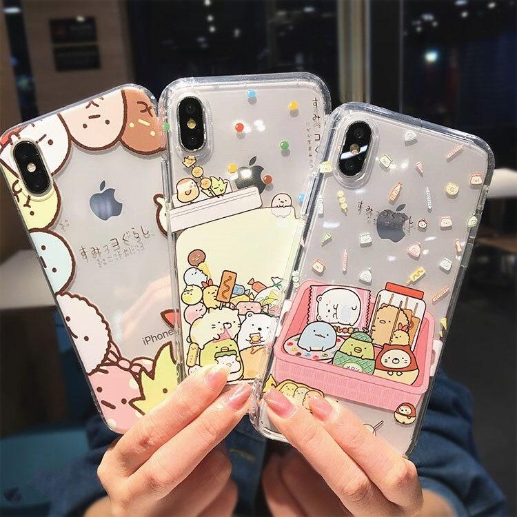 สิ่งมีชีวิต ที่มุม น่ารัก เคสโทรศัพท์ Iphone6 6s Iphone7 Iphone8 Iphone6plus Iphone6splus Iphone7plus Iphone8plus เคสไอโฟน11 Se 852.