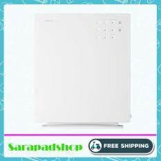 เครื่องฟอกอากาศ air purifier กรองฝุ่น ลดอาการ ภูมิแพ้ TOSHIBA รุ่น CAFG2WA@1 สีขาว