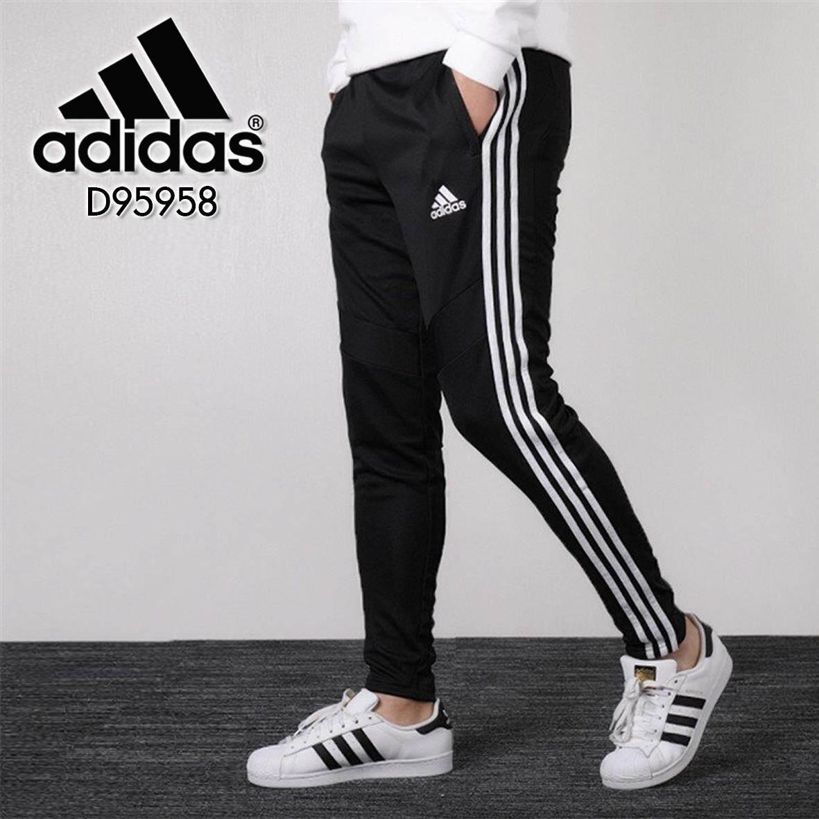 ☁ ขาย Adidas อาดิดาส กางเกง เทรน Taning Man Pants Tiro 19