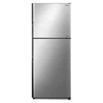 Hitachi ตู้เย็น 2 ประตู ความจุ 340 ลิตร /12.3 คิว รุ่น R-VGX350PF สี Mirror