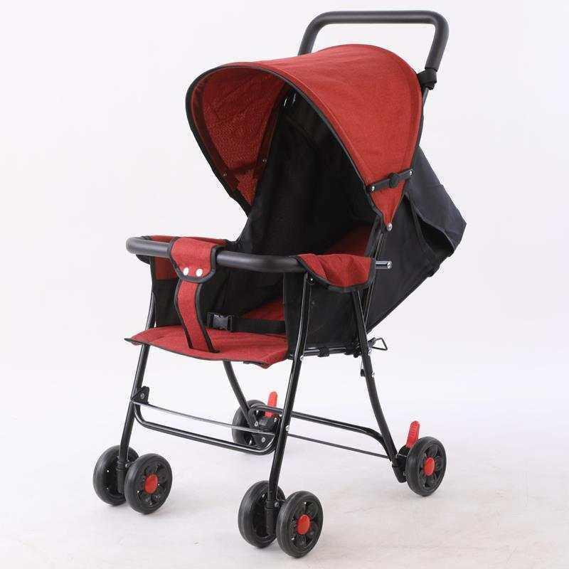 โปรโมชั่น รถเข็นเด็ก ปรับได้ 3 ระดับ น้ำหนักเบา รองรับหนัก (นั่ง/เอน/นอน) ( ใช้ได้ตั้งแต่แรกเกิด )
