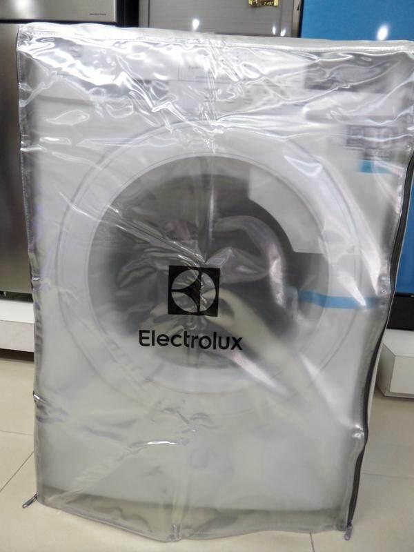 ส่งฟรี Electrolux ผ้าคลุมเครื่องซักผ้าฝาหน้า6.5-10 Kg วัสดุเกรดอย่างดี ของแท้ศนูย์.