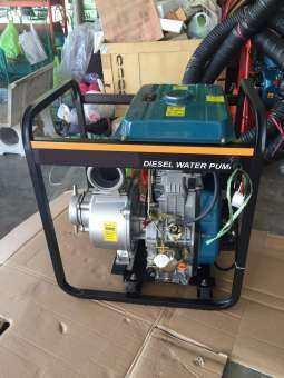 เครื่องสูบน้ำเครื่องยนต์ดีเซล ขนาด 4 นิ้ว Diesel Water Pump ยี่ห้อ XYLON รุ่น XY-40DE-