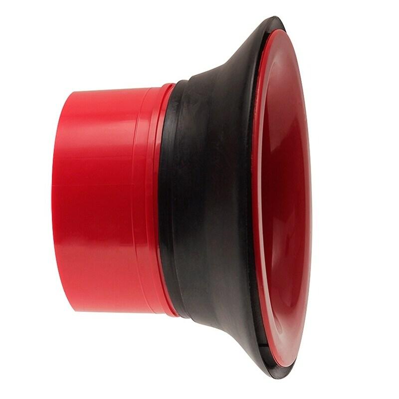 Bass Drum Port Hole Plastic Bass Enhancer for Drum Kit Set Percussion Parts Caliber 17cm Percussion Instrument Parts