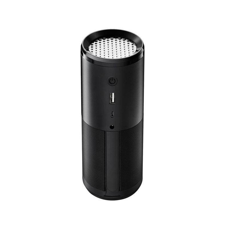 Bảng giá Portable Anion Air Purifier with HEPA Filter 3-Layer Purification Anion Air Cleaner DIY Aromatherapy for Car Home Office Phong Vũ