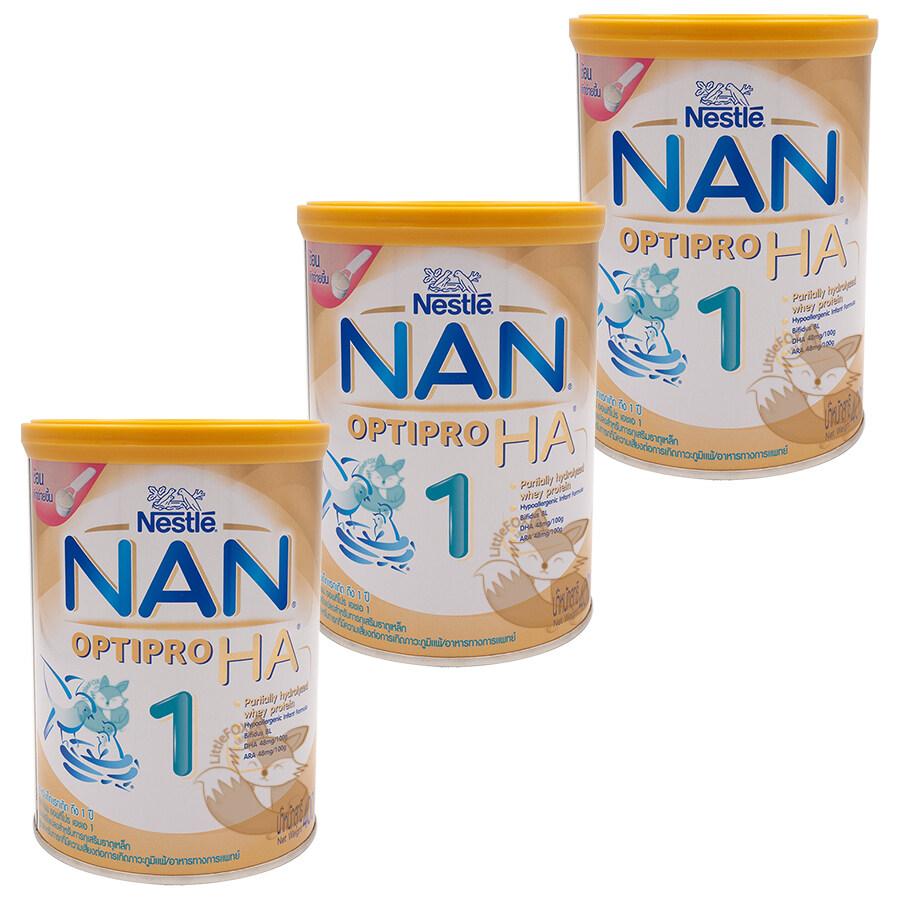 โปรโมชั่น NAN Optipro HA1 (400g.) X 3 กระป๋อง