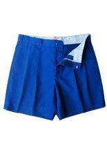 Carson Hormones Collection  กางเกงนักเรียนชาย - สีน้ำเงิน