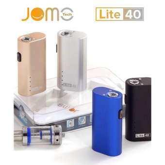 รีวิว 100%Jomotech Lite 40 วัตต์กล่องสมัย 5 มิลลิลิตรถังแก้วอิเล็กทรอนิกส์ ปากกาชุดเริ่มต้น+น้ำยา ตรา GKIFEE ขนาด 10ml (1ขวด)