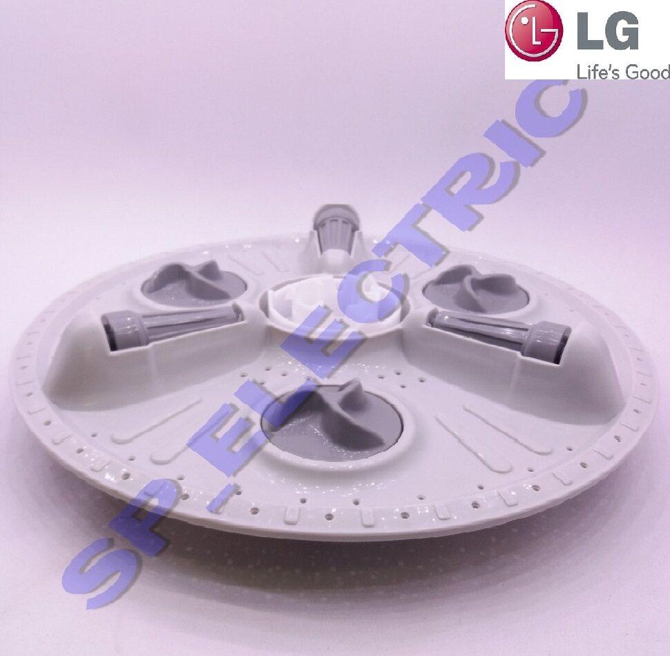 WP-1350 จานซักเครื่องซักผ้า Lg ระบบถังคู่ รุ่น WP-1350ROT WP-1350WST WP-1400ROT WP-1450WST