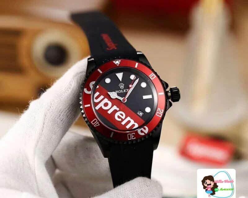 นาฬิกาsuperme/ขายดี By Fashion Watch5.