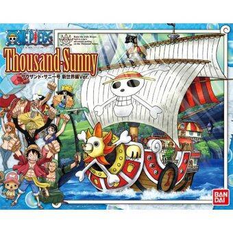 Bandai One Piece วันพีซ - Thousand Sunny New World Ver.