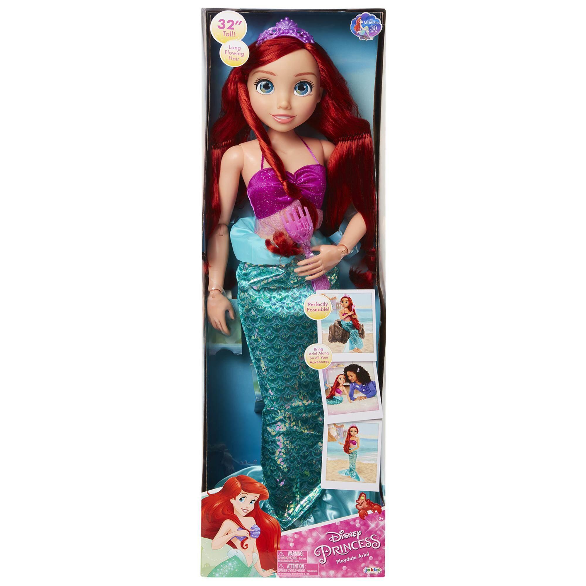 Disney Princess ตุ๊กตา 32 Playdate Ariel.