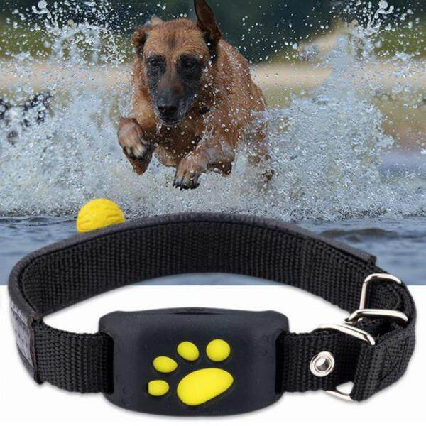 Pet Anti-Lost GPS Tracker For Dogs Cats Tracking Device GSM AGPS Wifi Monitor Real Time Tracking Locator Dog Security Collar