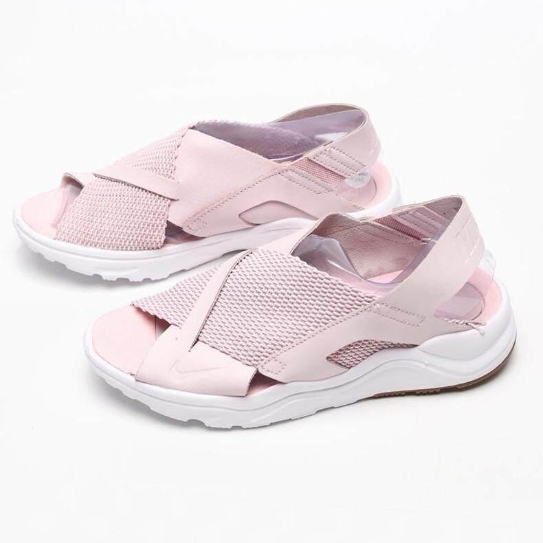 paras tukkumyyjä uskomattomia hintoja valtuutettu sivusto Nike Air Huarache Ultra Women Sports Sandals Gladiator Open Toe Sandals  Female Casual Summer Flat Platform For Girl Beach Shoes