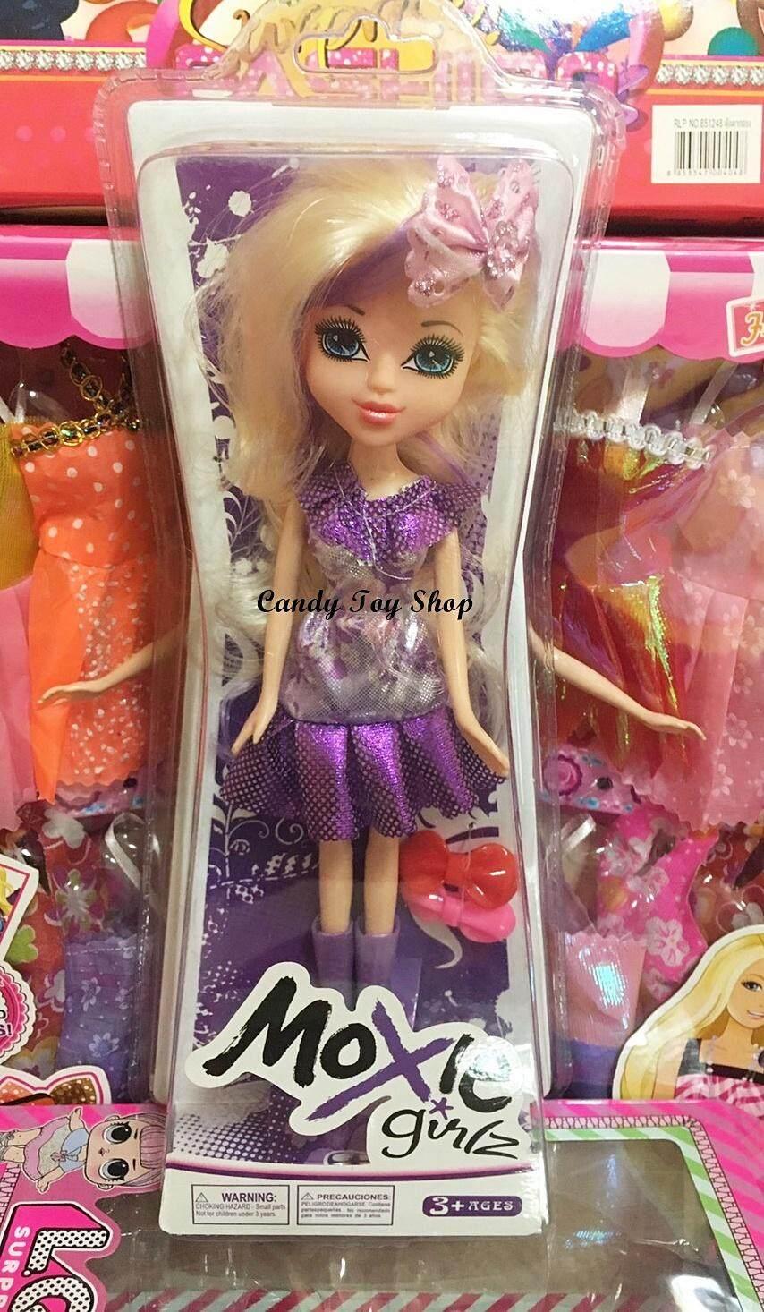 ตุ๊กตา Moxi Girl By Looksorn Shop.