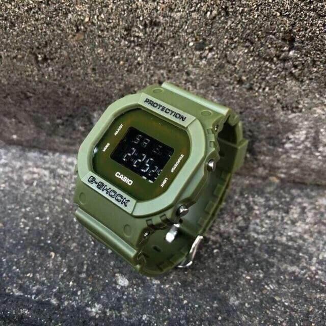 Gshock จีช็อคยักษ์เล็กงานฮอตแถมฟรีกล่องcasio ส่งเคอรี่ฟรีผ้าเช็ด!เซ็ทเวลา.
