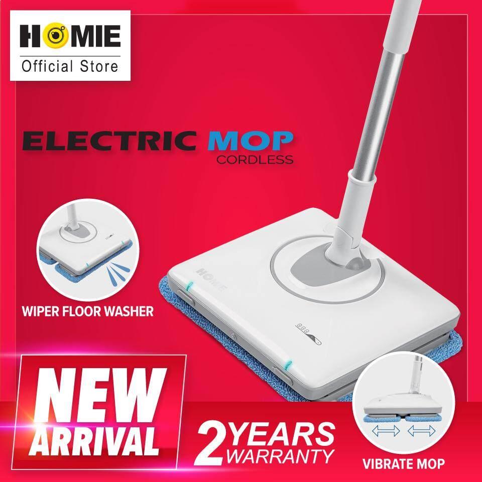 HOMIE - Electric Mop ไม้ถูพื้นไฟฟ้า