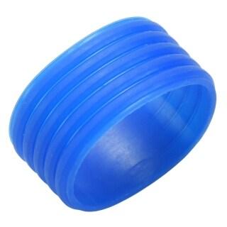10 Pcs Tennis Racket Handle S Silicone Ring Tennis Racket Grip Use Various Colors thumbnail